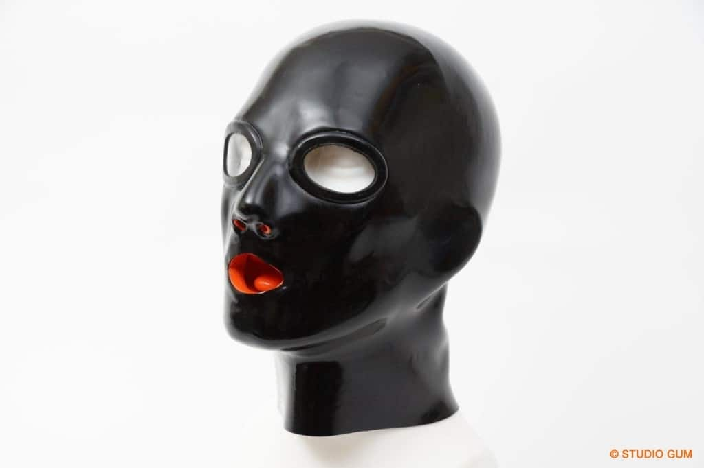 Masque Anatomique en latex
